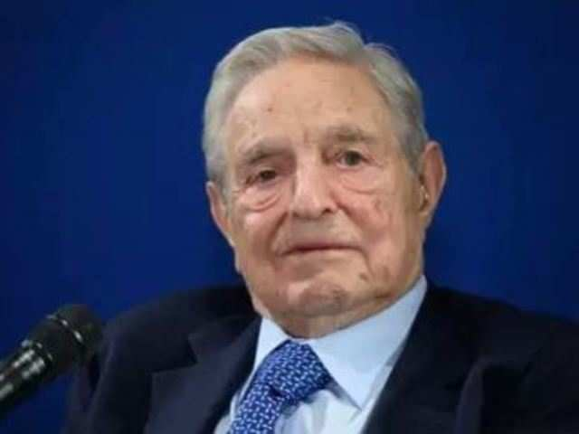 Soros blasts Trump, Xi; questions success of OBOR