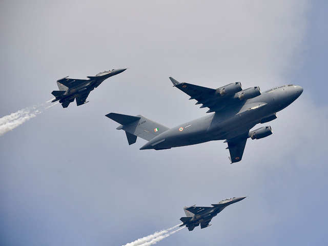IAF set for drill in strategic Persian Gulf