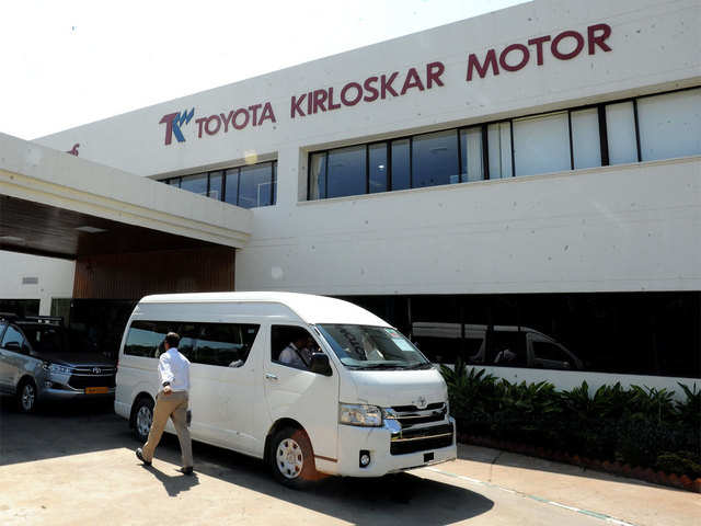 Labour strike ends at Toyota's K'taka plant